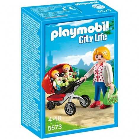PLAYMOBIL 5573 City Life...