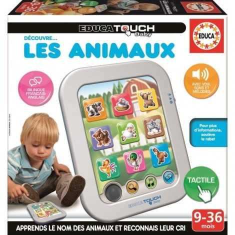 EDUCA Touch Compact Baby...