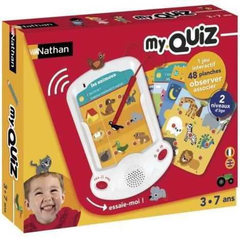 NATHAN  My Quiz  Jeu...