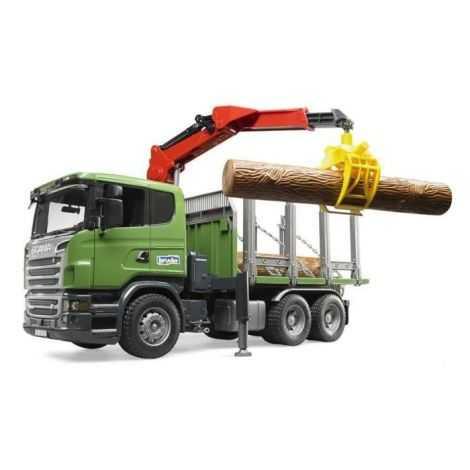 BRUDER  3524  Camion de...