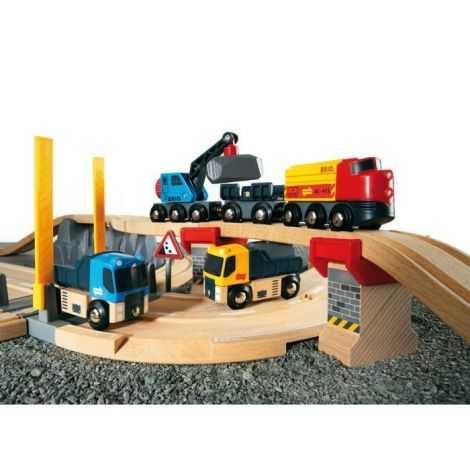 BRIO World Circuits rail...