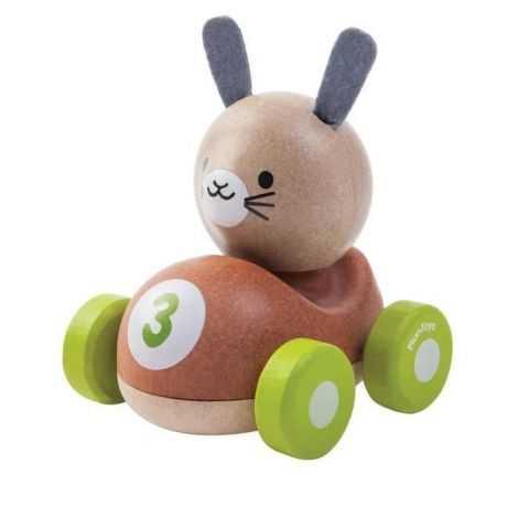 PLAN TOYS Bunny le Lapin de...