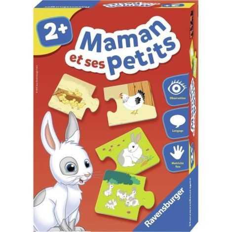 RAVENSBURGER Puzzle Maman...