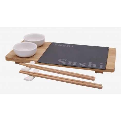 Kit à sushi, planche en...