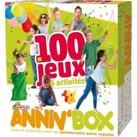 KIM'PLAY Anniv'Box 100 jeux...
