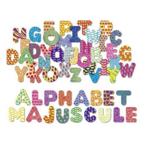 VILAC  Magnets Alphabet...