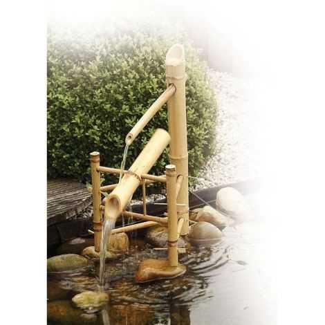Fontaine de Jardin Bamboo...