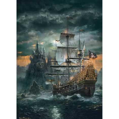 CLEMENTONI Le bateau pirate...