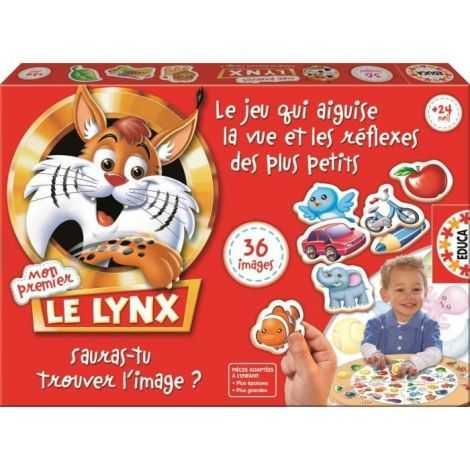 EDUCA Mon Premier Lynx 36...