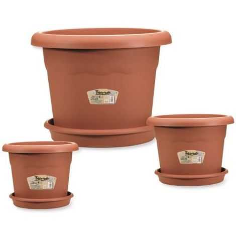 PLASTIKEN Pot a fleurs Ø...