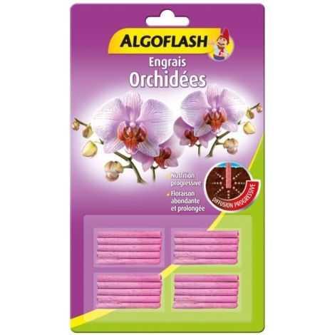 ALGOFLASH Engrais Orchidées...
