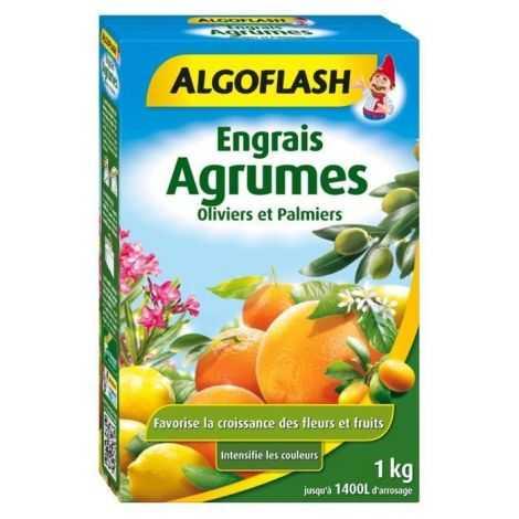 ALGOFLASH Engrais Agrumes,...