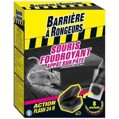 BARRIERE A RONGEURS Souris...
