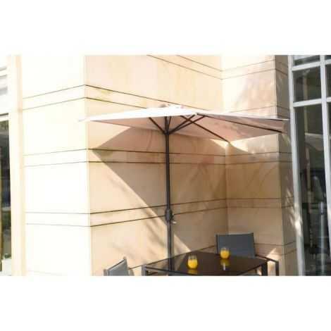 Parasol de balcon 270 cm...