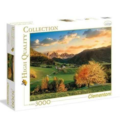 CLEMENTONI Les Alpes Puzzle...