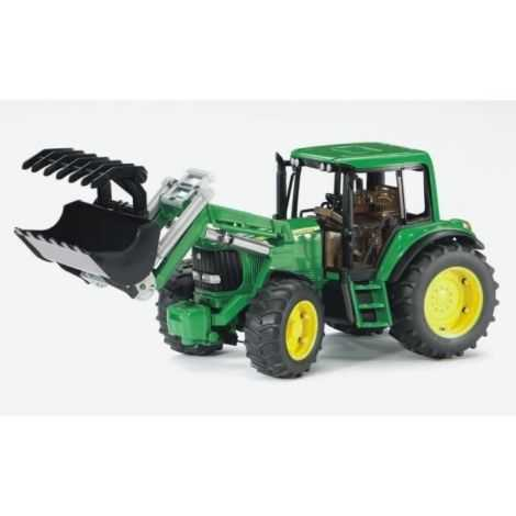 BRUDER 2052 Tracteur JOHN...