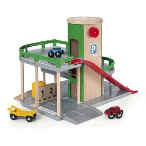 BRIO World 33204 Garage...
