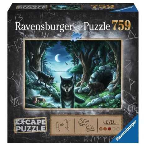 RAVENSBURGER Puzzle Escape...