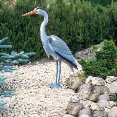 Heron décoratif