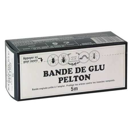 PELTON Bande de glu 5 m