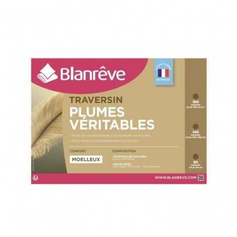BLANREVE Traversin Plumes...