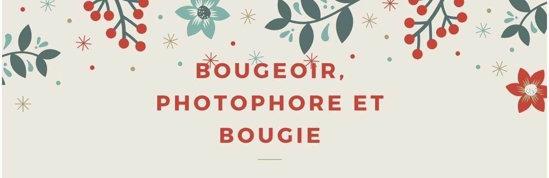 BOUGEOIR - PHOTOPHORE - BOUGIE - SENTEUR